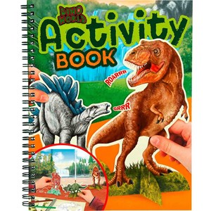 Image of Play Dino World Activity Book 3 - 8 years (3057829887)
