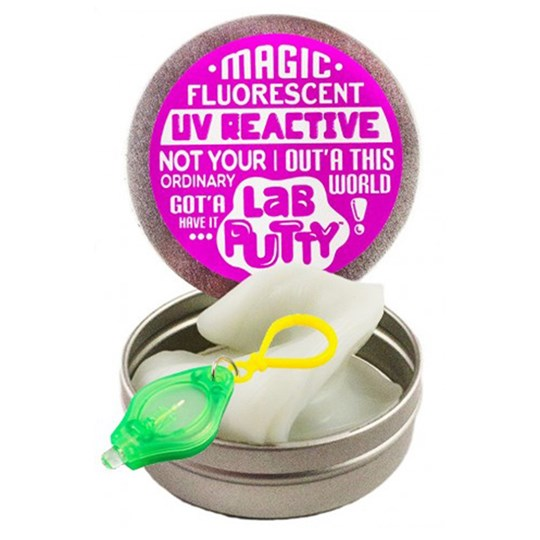 My Little Artist Lab Putty - LED Scribbler Slime Putty Pink