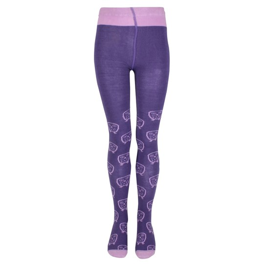 Ej sikke lej Kids Tights Violet Purple