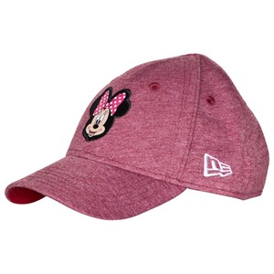 Image of New Era Red Minni Mouse 9Forty Baseball Cap 51.1cm (Toddler 2-4 years) (3057830473)