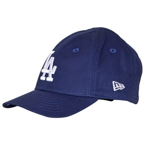 Image of New Era Navy Los Angeles Dodgers 9Forty Baseball Cap 48.2cm (Infant 0-2 years) (3057830479)