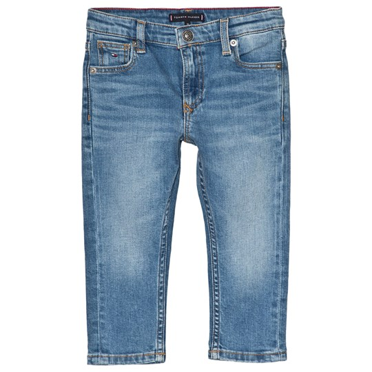 Tommy Hilfiger Blue Washed Randy Jeans 911
