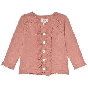 Image of Noa Noa Miniature Ash Rose Baby Cardigan 24M (3057830205)