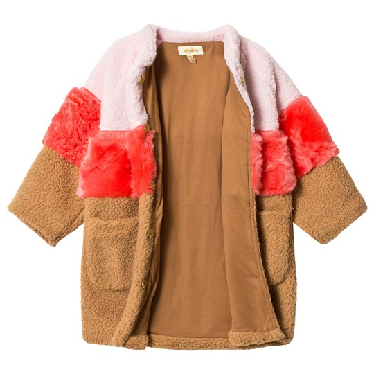Soft Gallery Berlyn Jacket Coral Neon Coral Neon