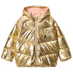 Soft Gallery Barby Jacket Terry Fan Gold