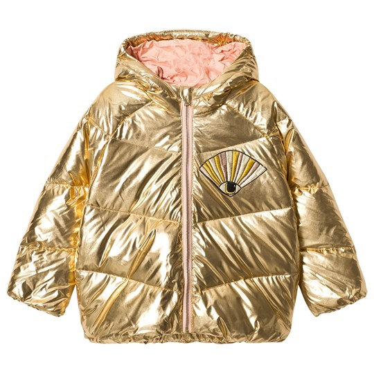 Soft Gallery Barby Jacket Terry Fan Gold Gold