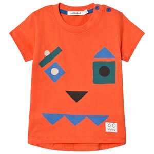 Image of Indikidual Red Face T-Shirt 6-7 years (3058026541)