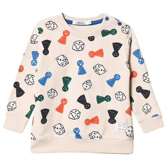 Indikidual Stone Playing Piece Sweatshirt Stone