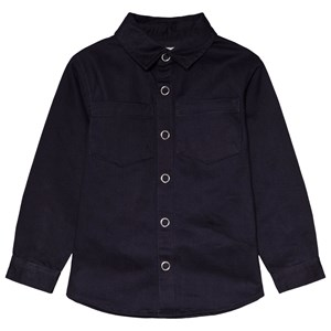 Image of Unauthorized Augustin Shirt Maritime Blue 10år/140cm (3057830017)