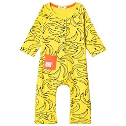 Indikidual Yellow Banana Baby One-Piece