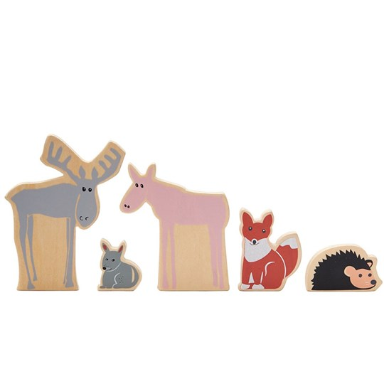 Kids Concept Woodland Animals Multi