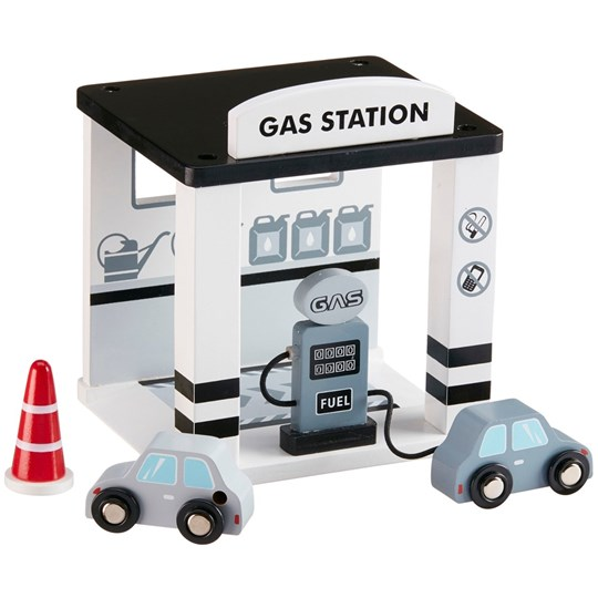 Kids Concept Gas Station White