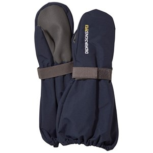 Image of Didriksons Biggles Mittens Navy 0-2 år (2758821959)