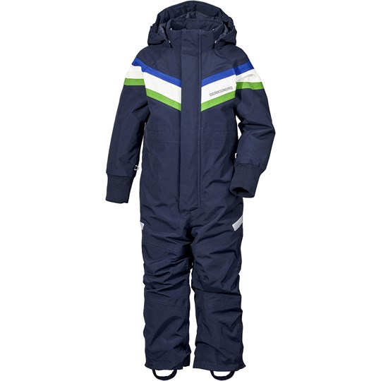Didriksons Romme Overalls Navy Navy