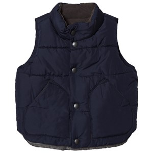 Image of GAP True Indigo Puffer Gilet 3 år (3058031335)