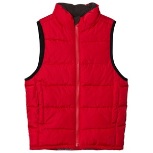 Image of GAP Modern Red Puffer Gilet XXL (14 år) (3058031403)
