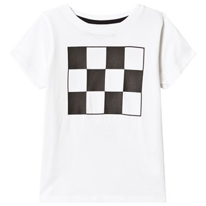Image of The BRAND Cup Tee White 92/98 cm (1210805)