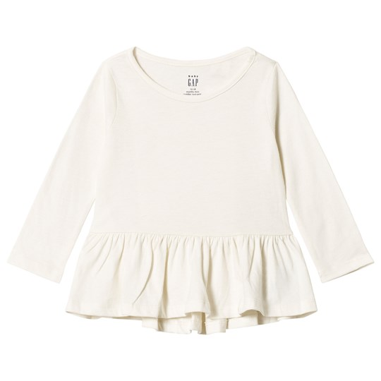 GAP Tunic Top Ivory Frost IVORY FROST