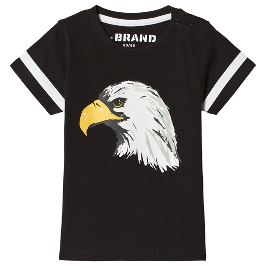The BRAND Eagle Tee Black
