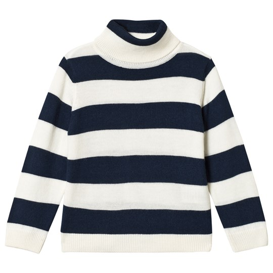 Mini A Ture Tyler Sweater Sky Captain Blue Sky captain blue