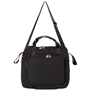 Image of Stella McCartney Kids Black Fern Mummy Bag (3058027993)