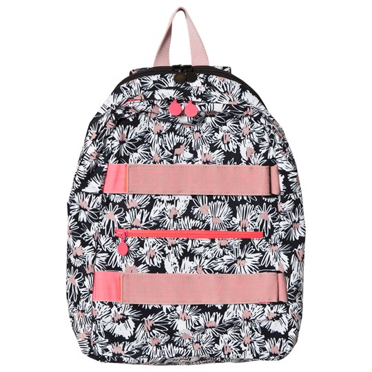 Stella McCartney Kids Grey Gum Ski Backpack with Daisy Print 1076 - Daisies Pr