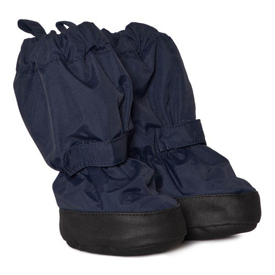 Wheat Outerwear Booties Navy Navy