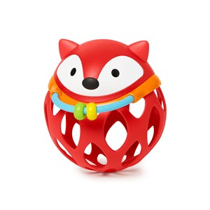 Image of Skip Hop Explore & More Roll-Around Rattle Fox 3 - 24 months (1207133)