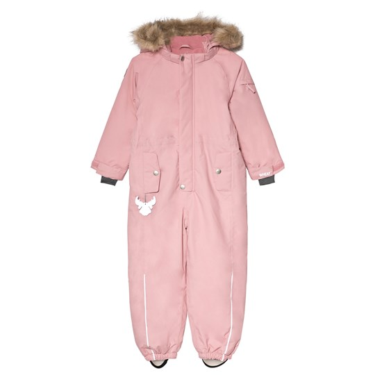 Wheat Snowsuit Miley Blush Blush