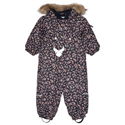 Wheat Snowsuit Nickie Navy