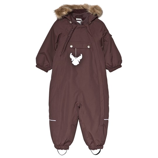 Wheat Snowsuit Nickie Eggplant eggplant