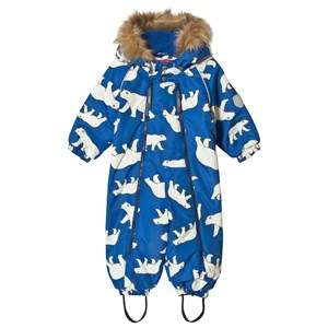 Image of Ticket to heaven Baggie Snowsuit Allover Blue Lolite 74 cm (6-9 mdr) (1194900)