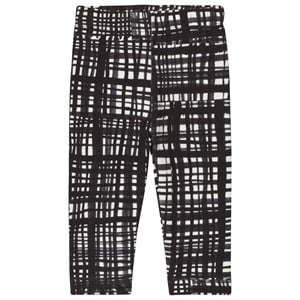 Image of Noe & Zoe Berlin Black Net Print Leggings 0-3 months (3125259937)