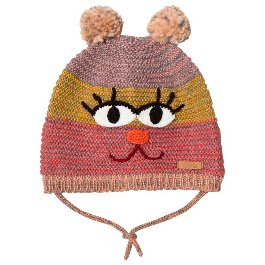 Barts Pink Cat Cecil Beanie Pink