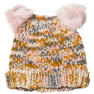 Barts White and Multicolor Joy Beanie 55cm (8 years +)