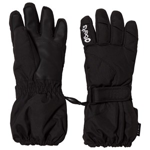 Image of Barts Black Tec Gloves 3 (4-6 years) (3058848123)