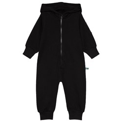 The BRAND Logo Onesie Black