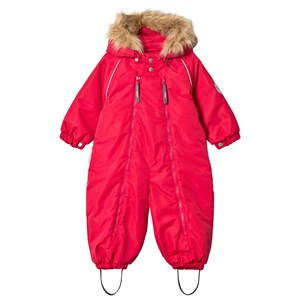 Image of Ticket to heaven Baggie Snowsuit Barberry Red 104 cm (3-4 år) (3058848009)
