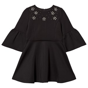 Bilde av Bardot Junior Black Audrey Jewel Dress 4 Years