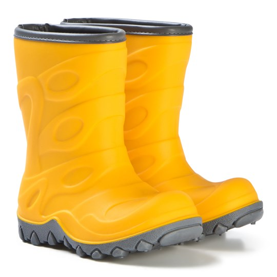 Kuling Engelberg Winter Boots Happy Yellow Yellow