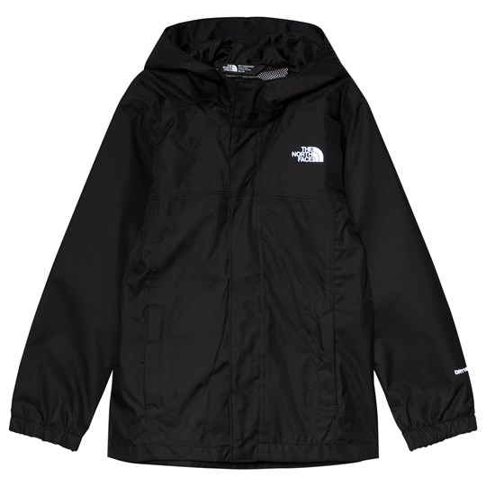 The North Face Black Resolve Reflective Jacket Black