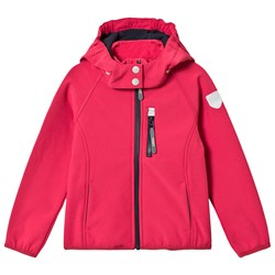 Ticket to heaven Jennifer Softshell Jacket Barberry Red