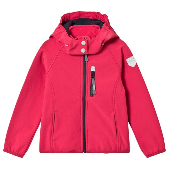Ticket to heaven Jennifer Softshell Jacket Barberry Red Barberry Red