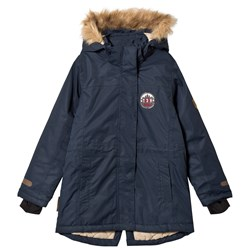 Ticket to heaven Mary Parka Total Eclipse Blue