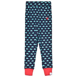 Image of Muddy Puddles Drift Base Layer Pants Navy Cloud 11-12 years (1110086)