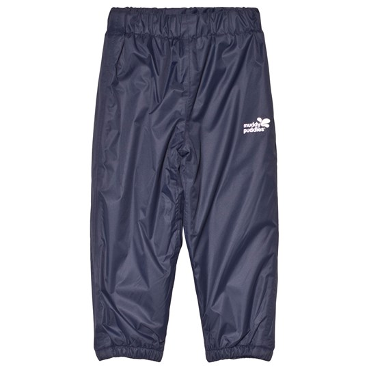 Muddy Puddles EcoSplash Pants Navy Navy