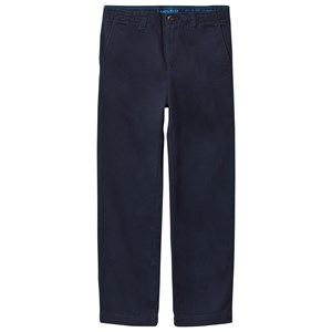 Image of Lands' End Navy Chino Pants 12-13 years (3059677665)