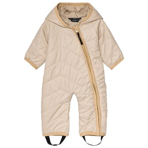 Image of Isbjörn Of Sweden Frost Lightweight Coverall Champagne 56/62 cm (3059677955)