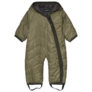Image of Isbjörn Of Sweden Frost Lightweight Coverall Moss 68/74 cm (3059677963)