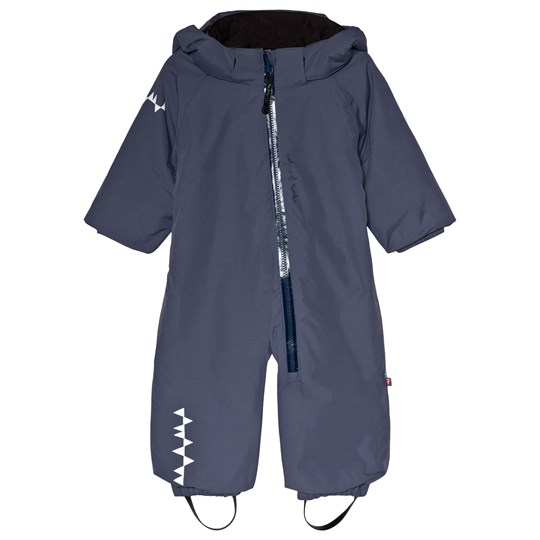 Isbjörn Of Sweden Toddler Padded Snowsuit Denim Denim
